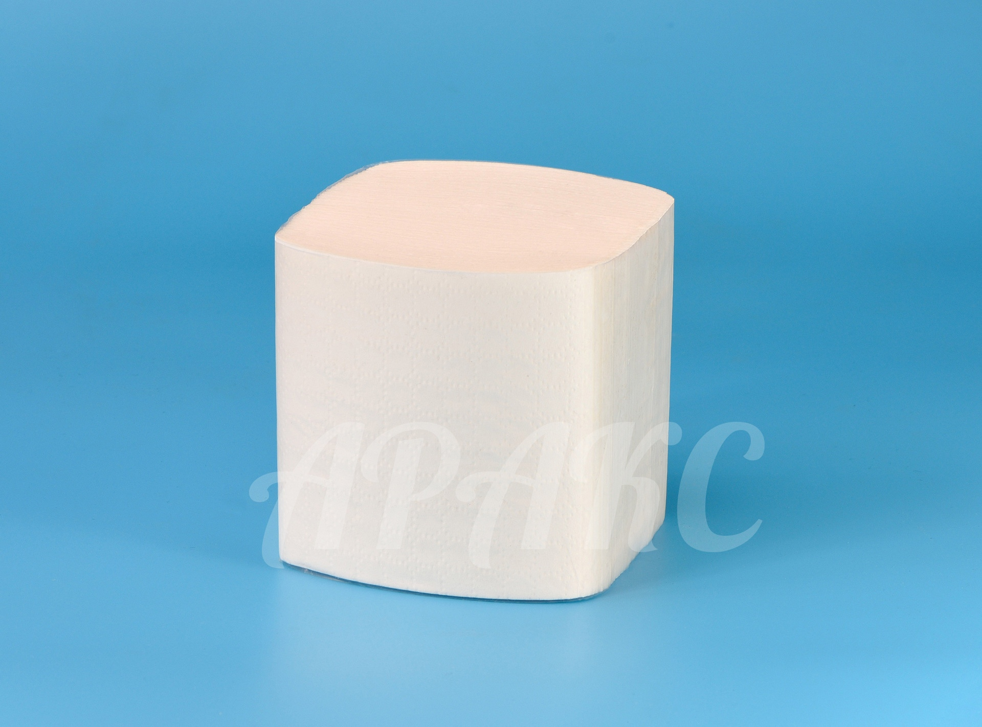 Листовая туалетная бумага V — сложения