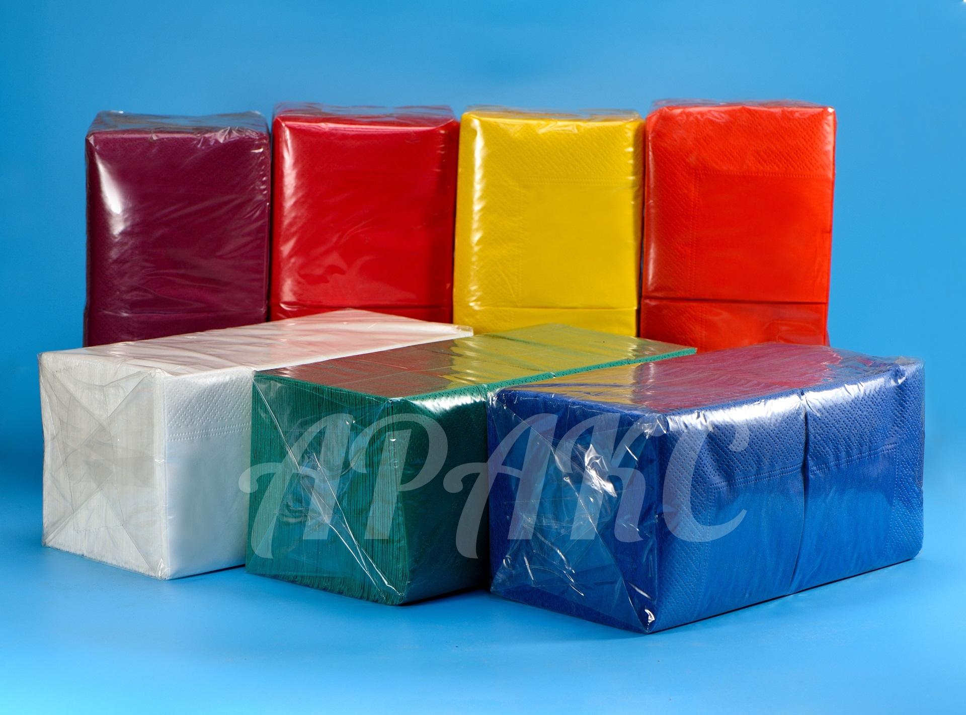 Салфетки бумажные Биг Пак